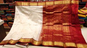 Saree Shopping In Bangalore . SILK SAREE in Rs 300 :O