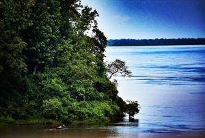 Male river of India, only Brahmaputra derived it's name from a male ,n is widest in india