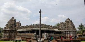 Architecture wonders of south: Belavadi, Halebidu, Belur #Chikmaglur #karnataka #southindia