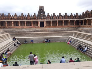 Bhoga Nandeeshwara Temple #Places to see around Bangalore #karnataka
