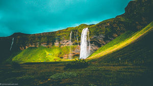 Icelandic landscapes in pictures.