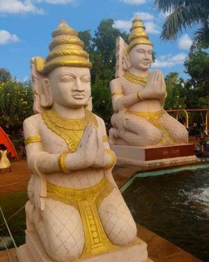 The Experience AtGlobal Vipassana Pagoda