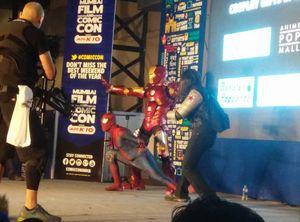 The Ultimate Superhero Fest: Comic Con