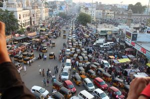 """Welcome to Charminar""  #BestTravelPictures @triptocommunity"