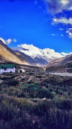 Endless Discoveries, A dream journey from Gangotri to Gaumukh