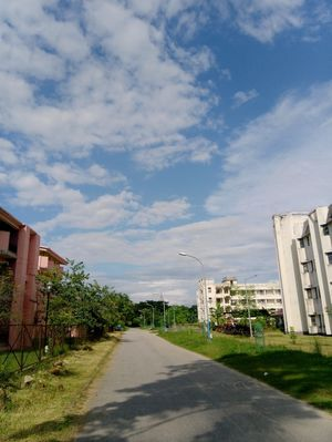 Green Campus Indian Institute Of Technology Guwahati