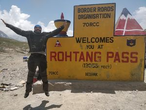 Highlights during Spiti Ride