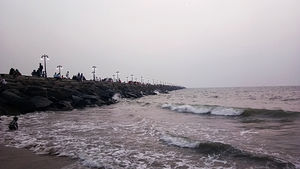 Kozhikode Beach 1/undefined by Tripoto