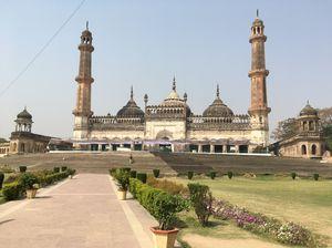 Bada Imambara, Lucknow #BestTravelPictures @tripotocommunity