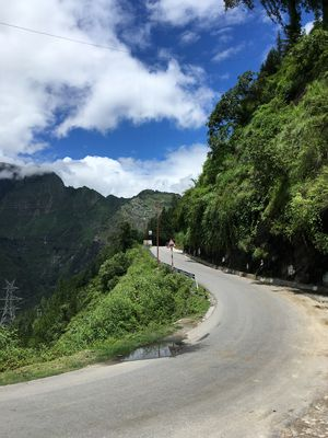 Beautiful paths make destination more beautiful... @jetairways #BestTravelPictures @tripotocommunity