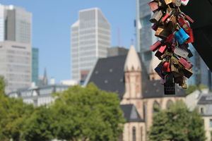 Love Lock Bridge #BestTravelPictures