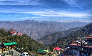 Mussoorie-Queen of hills! One day trip from delhi.