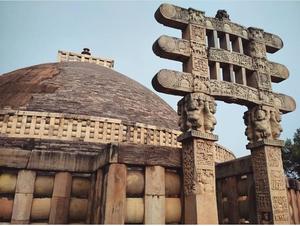 Glorious Sanchi Stupa