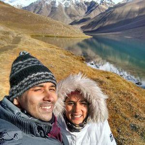 #SelfieWithAView #TripotoCommunity #Chandrataal