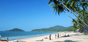 Baga Beach Goa Best Beaches in Goa Hotels Near Baga Beach