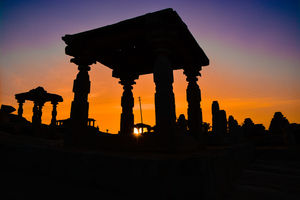 Oh Hampi'n! You Make Me Go Jumpin', in your fields and stones! #Hampipictures #IssSummerBaharNikal