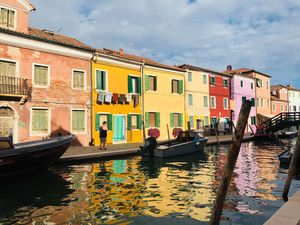 Just another day in Burano!  #BestTravelPictures