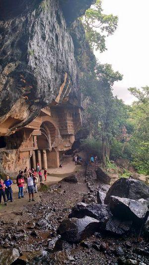 Hidden caves behind a waterfall – Kondana Trek