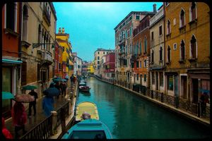"""In love with the flattering and suspect beauty of Venice"" #BestTravelPictures"