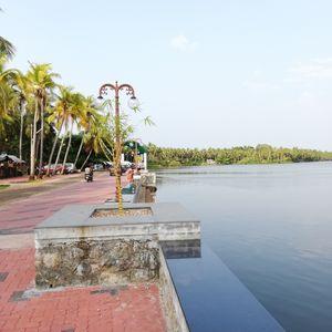 Biyyam kayal tourist place