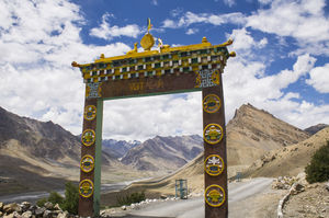 Gateway to Heaven. Enchanting Spiti Valley and the Himalayas. #BestTravelPictures @tripotocommunity