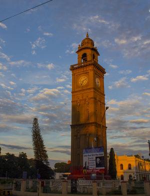 Dodda Gadiyara, meaning Big Clock Tower. It looks like the Big Ben. #BestTravelPictures