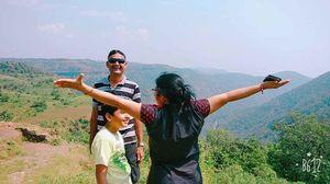 "Trip to mini hill station ""Chikaldhara"""