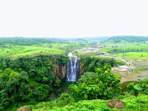 Kesariya dabra #patalpani waterfall Beauty is nature  Jay shree mahakal????????