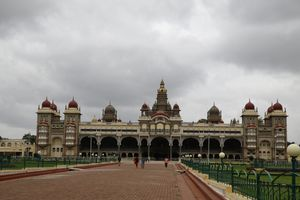 Mysore palace a royal residence of wadiyars