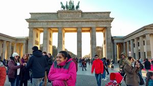 Chilly and Spontaneous Berlin