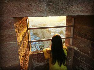In the vibes of Rajasthan -Jaiselmer&Jodhpur