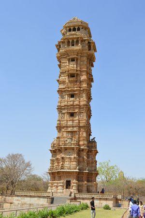 Trip to Chittorgarh