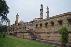 Trip to Champaner Archeological park & Pavagadh hills : UNESCO WORLD HERITAGE SITE
