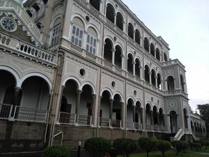 Trip to Pune City - II (Agakhan palace)