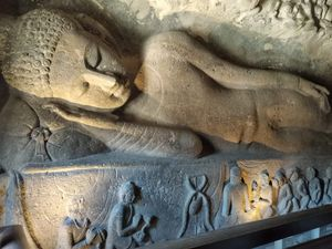 Ajanta- Ellora Caves #BestofMaharastra