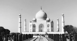 Why I lost my Heart at Taj Mahal #bestof2018