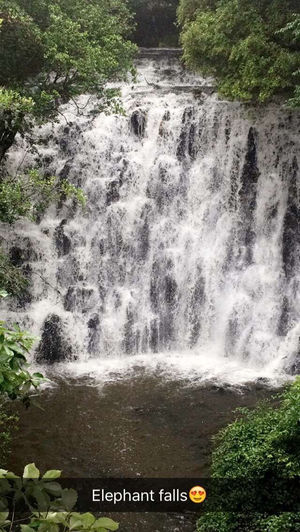 The Story behind Elephant Falls - Shillong