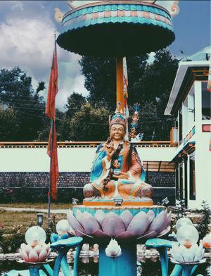 Choukling Monastery, Bir Billing