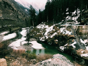 Trip to Kalga, HP in winters