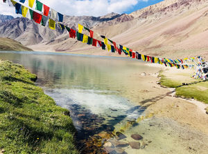 Chandratal Lake. Whats it all about?
