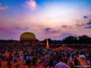 Auroville, The place where dreams come true #pondiphotos