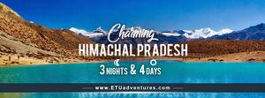Charming '3 Nights & 4 Days' in Himachal Pradesh