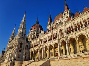 3 days in Budapest, Hungary