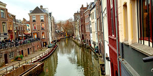 Utrecht is a mini Amsterdam, the heritage city of Netherlands