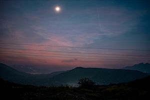 Midnight to Sunrise at Lonavla. #maharashtra #india #stargazing #moon #besttravelpictures