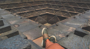Hampi-The place where stone echoes in silence!!