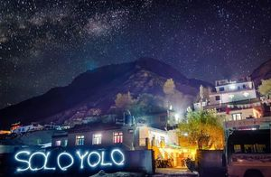 Celebrate this New Year with Solo Yolo Home Stay in Spiti - The winter wonderland #IHeartHostels