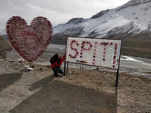 "A dream called "" Winter Spiti""  #spiti"