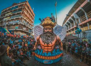 Carnival Festival of Goa