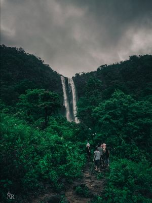 Mangeli Waterfall